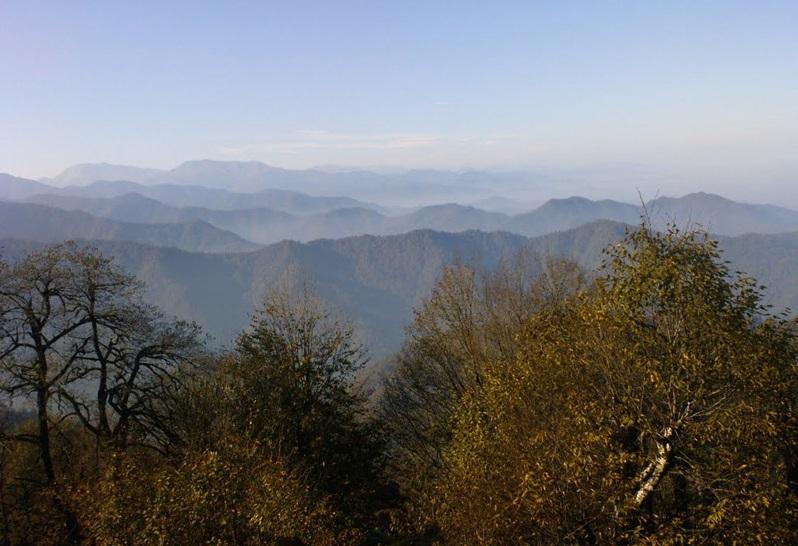 131 منطقه حفاظت شده گشت رودخان و سیاه مزگی