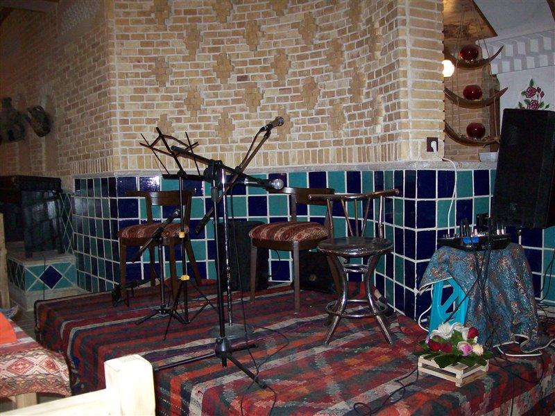 228 رستوران سنتی کته ماس شیراز