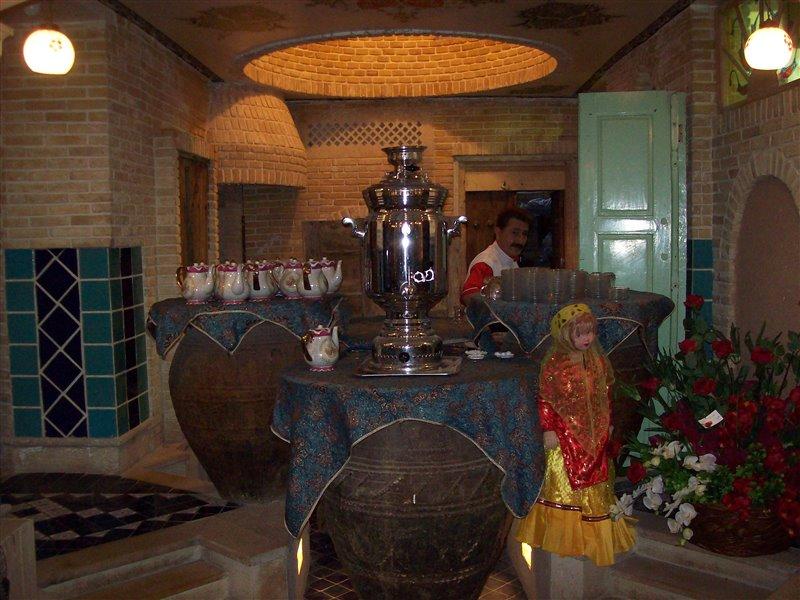 229 رستوران سنتی کته ماس شیراز