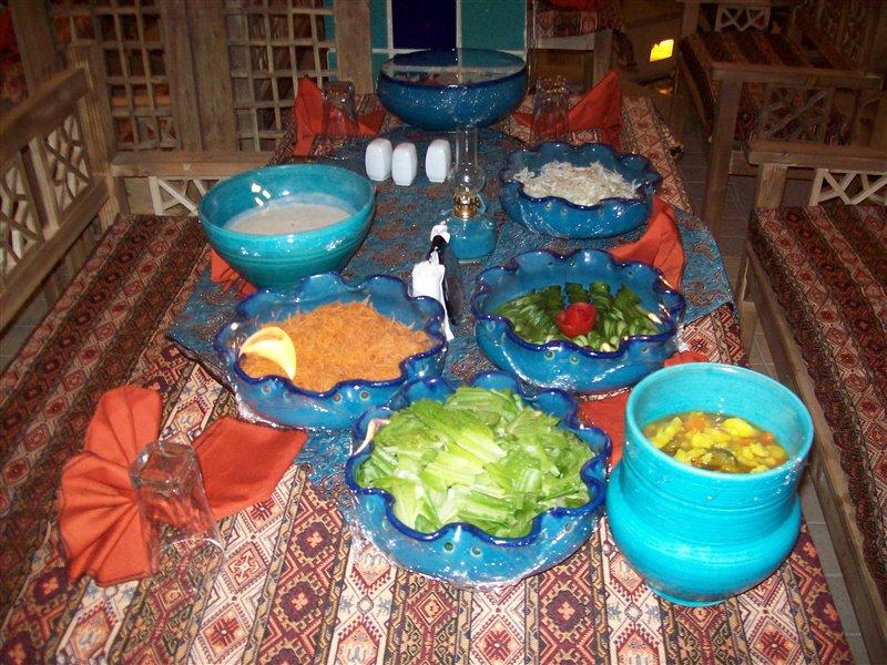 231 رستوران سنتی کته ماس شیراز