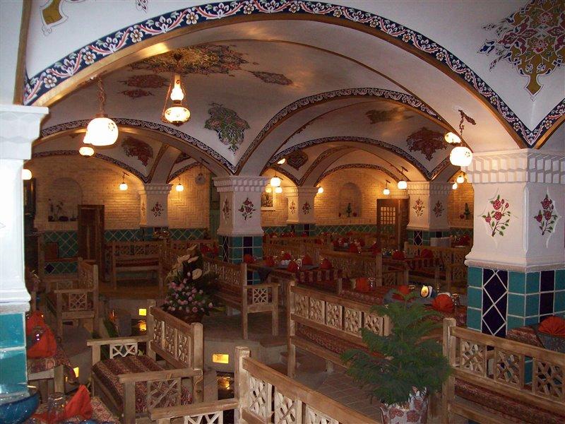 232 رستوران سنتی کته ماس شیراز