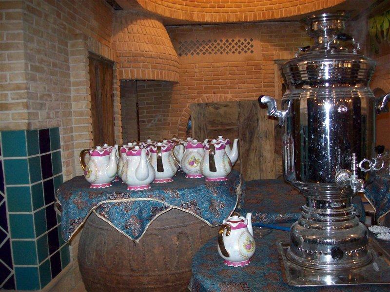 233 رستوران سنتی کته ماس شیراز
