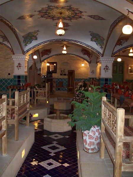 234 رستوران سنتی کته ماس شیراز