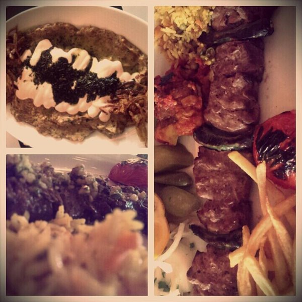 31 رستوران دارچین تهران