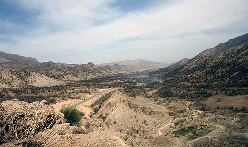 منطقه حفاظت شده کبیر کوه