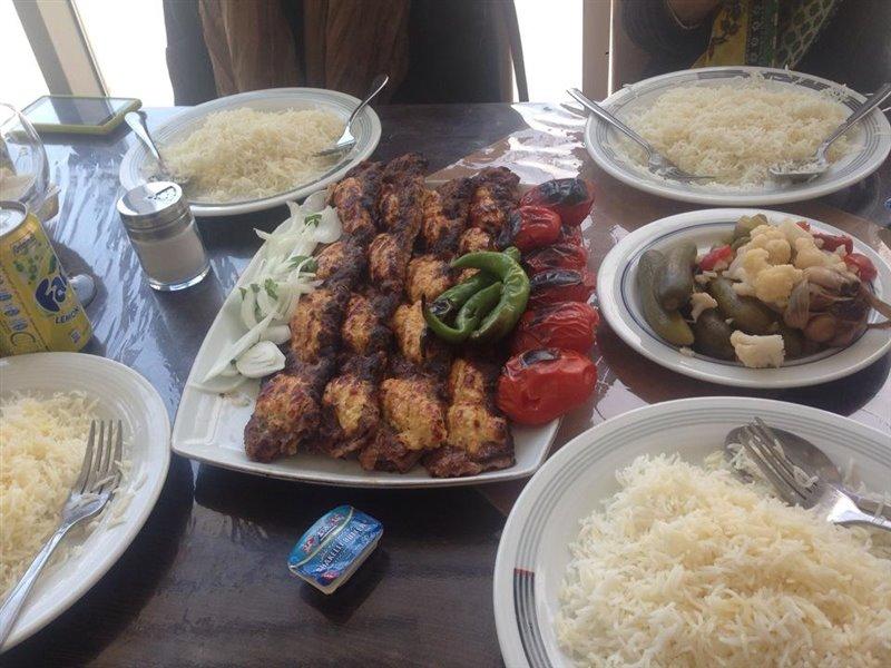 660 رستوران حاجی بابا ارومیه