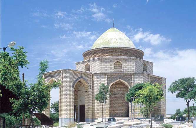 700 امامزاده هارون (ع) کردامیر