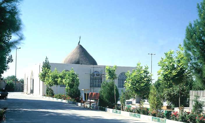 امامزاده عبدالله (ع)  صباشهر