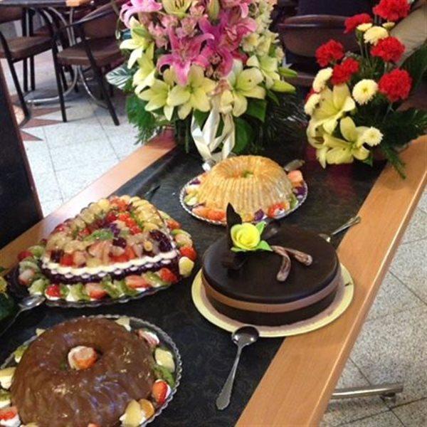 گلبرگ 3 رستوران گلبرگ سمنان