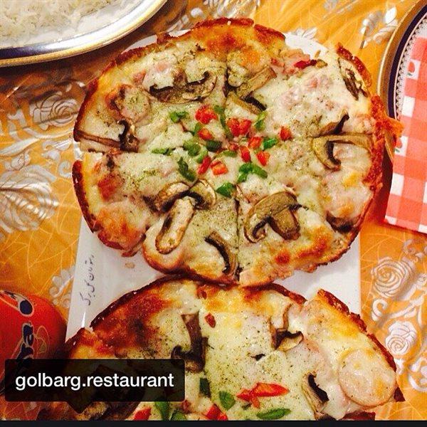 گلبرگ 7 رستوران گلبرگ سمنان