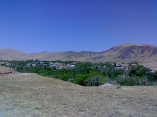 روستای رستگان قم