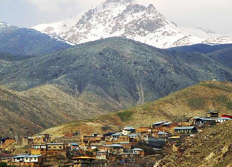 روستای نویس قم