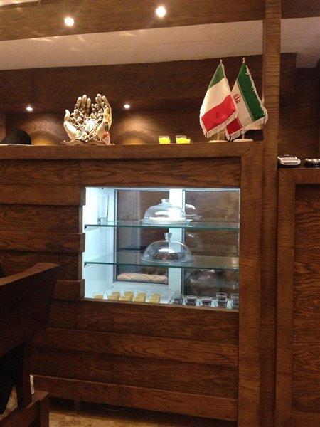 رستوران ایتالیایی زاوا اصفهان