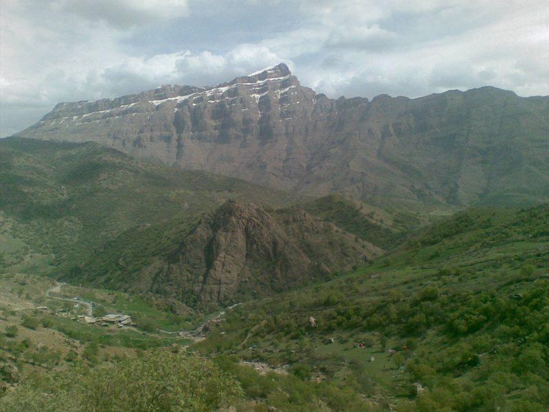 روستای لنج آباد