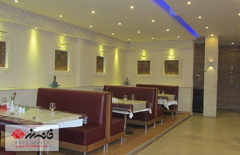 رستوران رز هاوس کاشان
