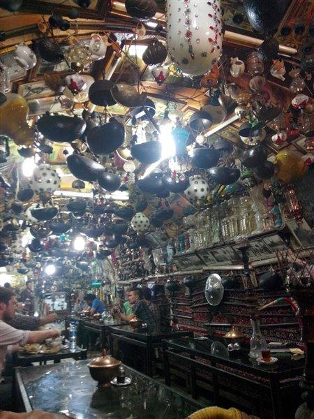 255 قهوه خانه چاه حاج میرزا اصفهان