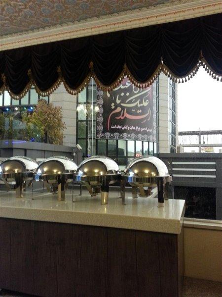 رستوران نقش جهان ( پسرخاله )