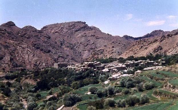 منطقه حفاظت شده آرک و کرنگ
