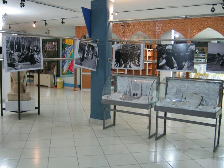 موزه شهدا اصفهان