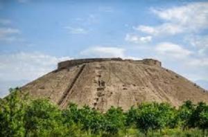 قدیمی ترین بنای خشتی جهان درالبرز رونمایی شد