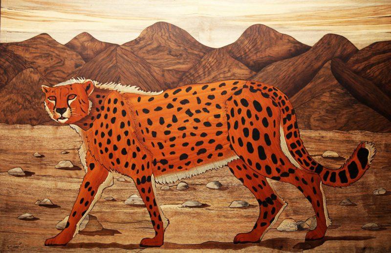 619 نمایشگاه دائمی کیومرث صیاد