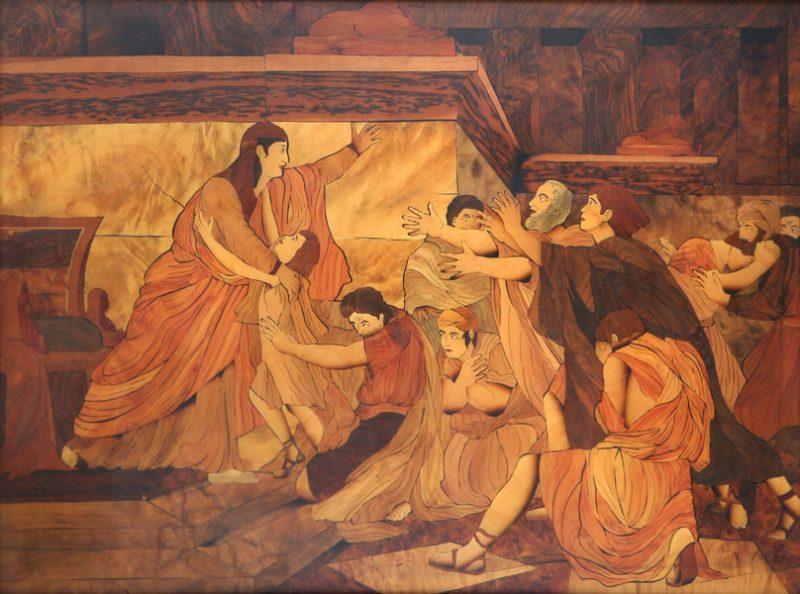 622 نمایشگاه دائمی کیومرث صیاد