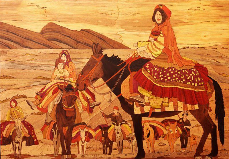 624 نمایشگاه دائمی کیومرث صیاد