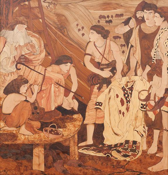 625 نمایشگاه دائمی کیومرث صیاد