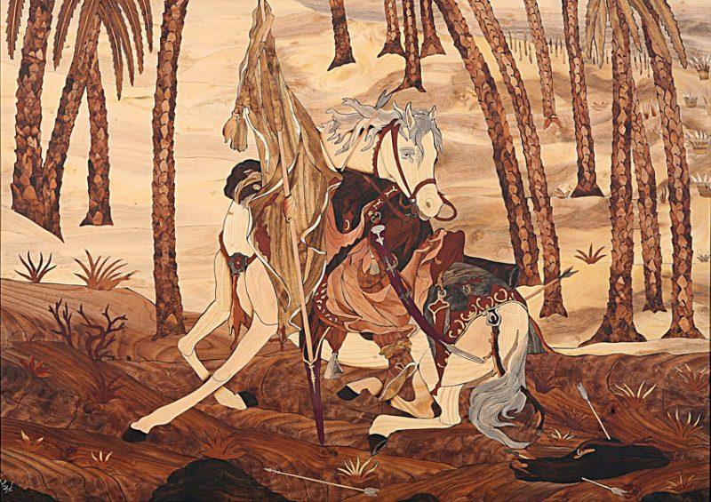 626 نمایشگاه دائمی کیومرث صیاد