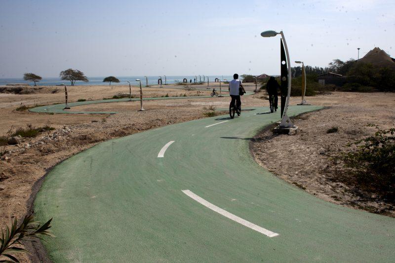 636 دوچرخه سواری در کیش