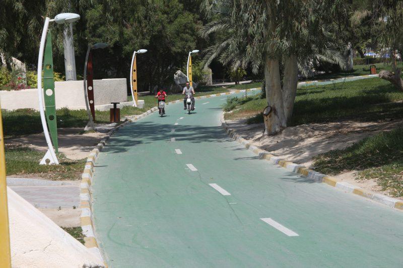 638 دوچرخه سواری در کیش
