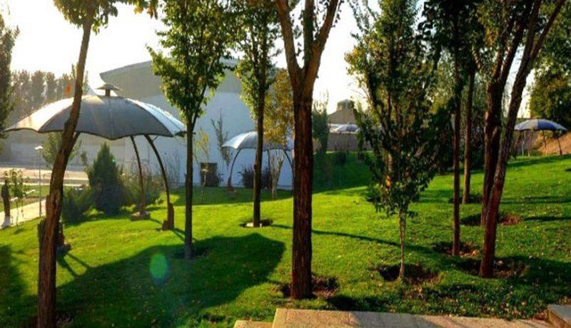 مجموعه فرهنگي تفريحي باغ بانوان باغ نوش