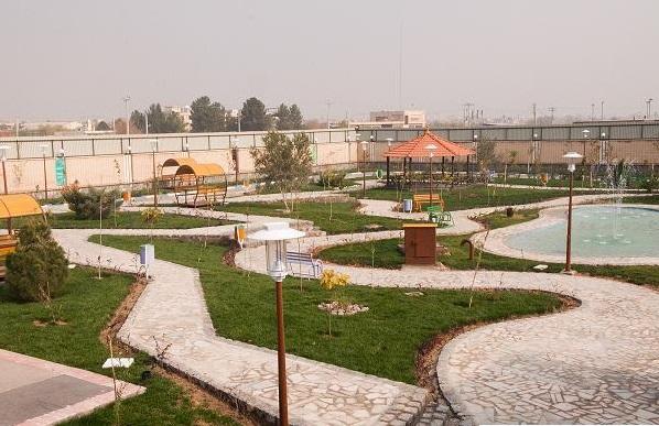 648 باغ بانوان طلوع اصفهان