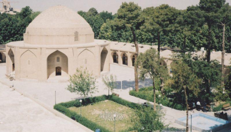 652 توحیدخانه اصفهان
