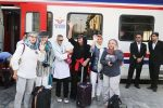 شتاب قطار گردشگری خارجی در آذربایجان شرقی