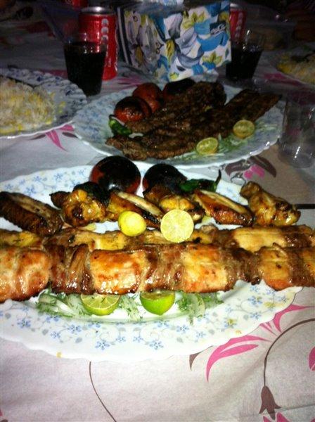 919 رستوران باران ارومیه