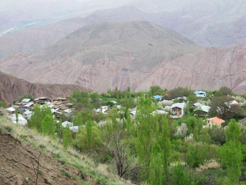 Cazpture روستای جولادک