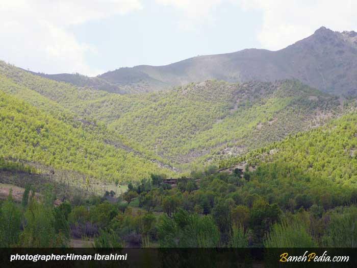 روستای سبدلو