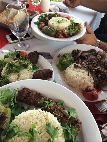 رستوران آریا زنجان