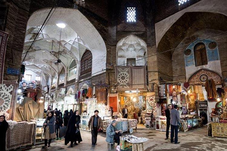 بازار قیصیریه اصفهان بازار قیصیریه اصفهان