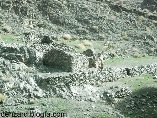 تصاویری زیبا از منطقه گردشگری خوشدر روستای ده زرد (6)_sc روستای ده زرد