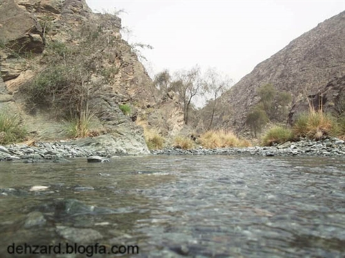 تصاویری زیبا از منطقه گردشگری خوشدر روستای ده زرد (8)_sc روستای ده زرد