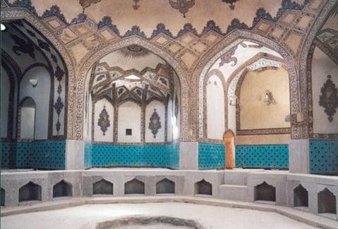 حمام شاه علی اصفهان