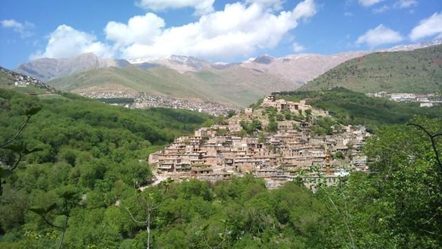 خانقاه روستای خانقاه
