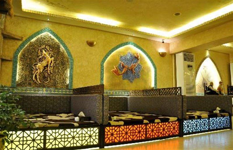 رستوران سنتی شبهای سرو تهران