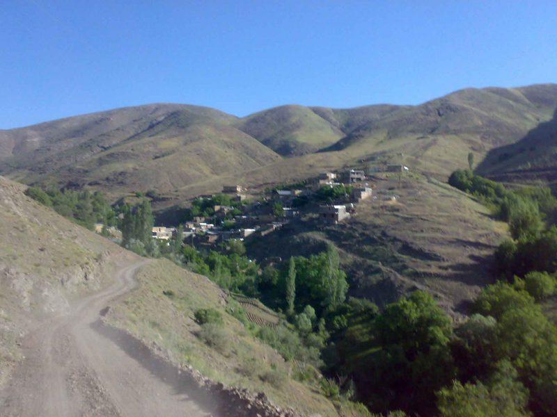 روستای قشلاق آزادشهر