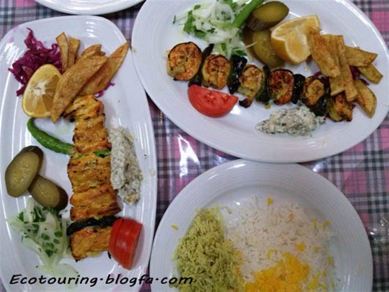 11 رستوران تهران
