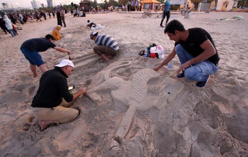 1107 پارک ساحلی ماهیگیر کیش