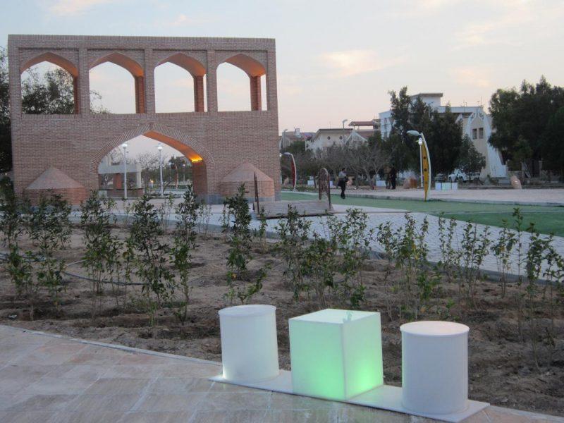 1143 باغ راه ایرانی کیش