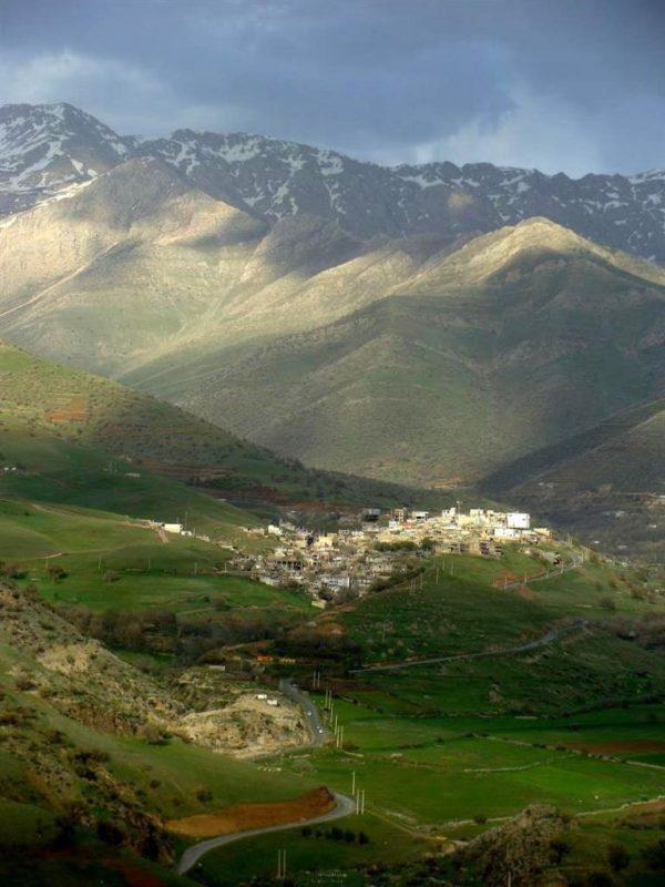 روستای نوریاو